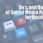 dos and donts of social media posts