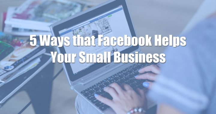 Facebook helps small business