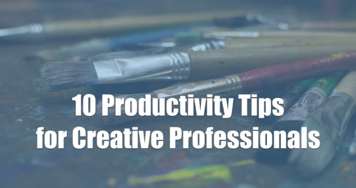 Athena Online PH - productivity tips creative professionals